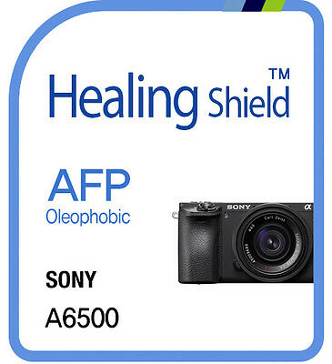 2pcs AFP Screen Protector Clear LCD Film for SONY A6500 Alpha 6500