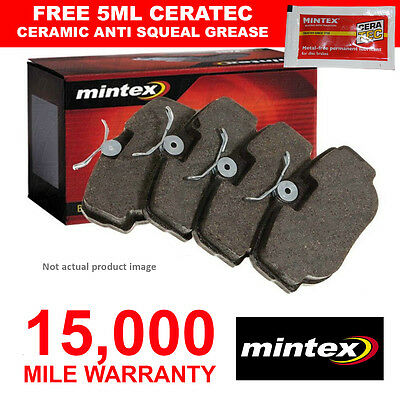 Front Mintex Brake Pads Set For Metrocab Taxi (1991-2006) Brand New
