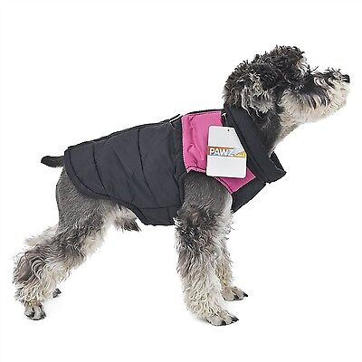 PAWZ Road Pet Clothes For Small Medium and Large Dogs Winter Warm Vest Jacket...