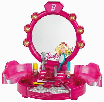 BARBIE Beauty Table Studio with Accessories - New Ex Display RRP £55