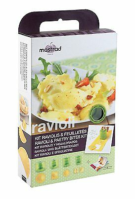 Mastrad RAVIOLI KIT - New in Box