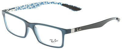 "Ray Ban RB 8901 5262 GR 55 ""CARBON"" BRILLE! ORIGINAL NEU!! OPTIKERFACHGESCHÄFT!!"