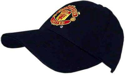 MANCHESTER UNITED  F.C. Classic  baseball cap , new with tags official