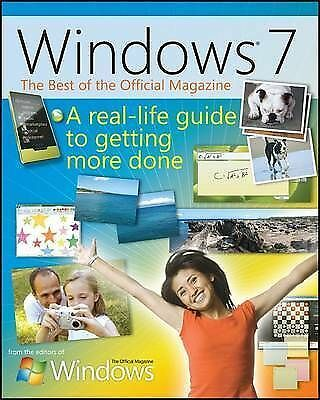 The Best of Windows® 7: The Official Magazine: The Official Magazine:-ExLibrary