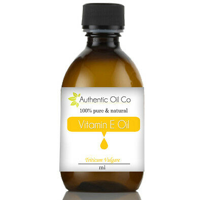 Vitamin e oil ~ Pure ~ Natural ~ Aromatherapy Massage Base Carrier Skin beauty.