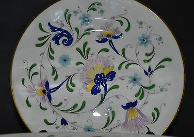 Coalport Pageant Salad Plates Set Of 10