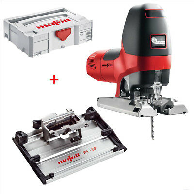 Mafell P1cc MaxiMax GB 110V Pendulum Jigsaw + Tilting Plate in T-Max Systainer