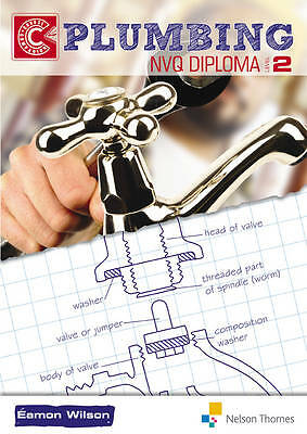 Plumbing. Level 2 Course Companion-ExLibrary