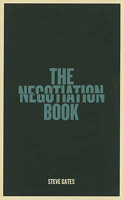 The Negotiation Book: Your definitive guide to successful negotiating-ExLibrary