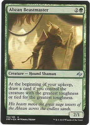 4 Diplomacy of the Wastes ~ Black Fate Reforged Mtg Magic Uncommon 4x x4