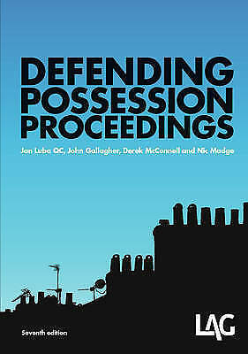 Defending Possession Proceedings-ExLibrary