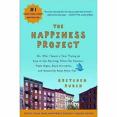 The Happiness Project: Or-ExLibrary