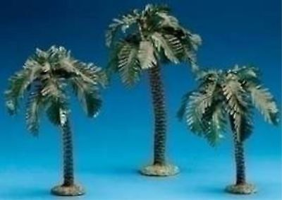"""3 Piece Set Palm Trees Single Trunk 5"""" Scale Small/Med/Tall Font 3 Piece Set ..."""