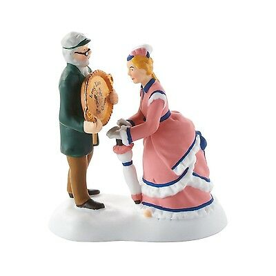 """Department 56 Dickens Village Long Live the Queen Accessory 2.76"""""""