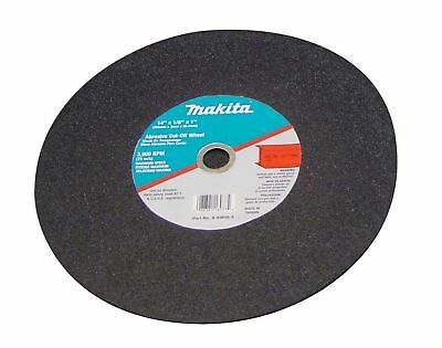Makita A-93859-5 14-Inch Cut-Off Wheel 5-Pack