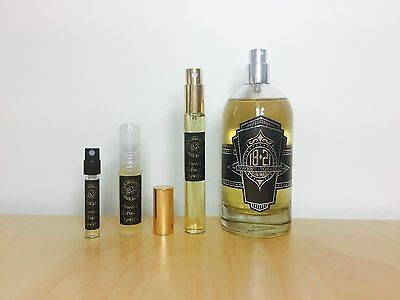 18.21 Man Made - Sweet Tobacco Spirits - Choose Your Sample - 100% Genuine
