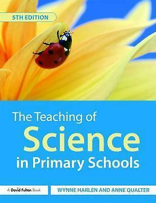 The Teaching of Science in Primary Schools-ExLibrary