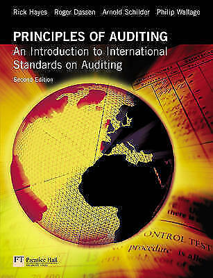 Principles of Auditing: An Introduction to International Standards on-ExLibrary