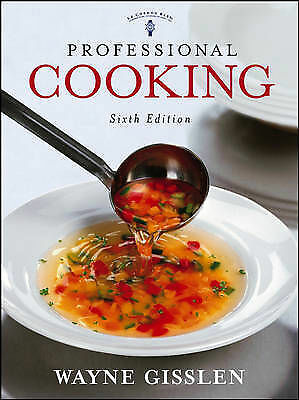Professional Cooking, College Version-ExLibrary