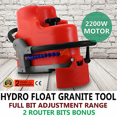 Granite Marble Router Profile Edge Grinding  Strong Packing High Admiration