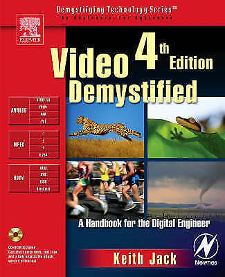 Video Demystified, Fourth Edition (Demystifying Technology)-ExLibrary