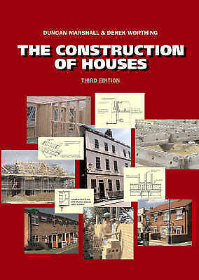 Construction of Houses, Third Edition-ExLibrary