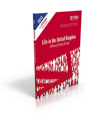 Life in the United Kingdom: Official Study Guide-ExLibrary