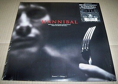 HANNIBAL Season 1 Volume 1 - SOUNDTRACK, OST, Limited Edition BROWN Vinyl - NM+