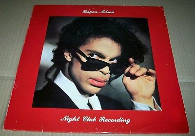 PRINCE Rogers Nelson, Night Club Recording LIVE 2LP Rare Bootleg, FREIHEIT - VG+