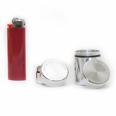 SPACE CASE Airtight Stash Container for Herb &Tobacco. Best Seller! Made in USA*