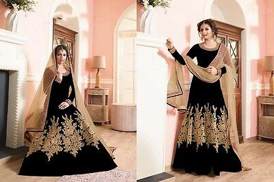 Ethnic Salwar Kameez Indian Pakistani Bollywood Suit Designer Party Wear Dress