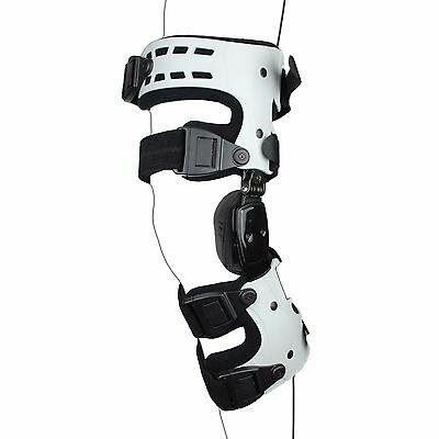 Don Leg Knee Brace Post OP Orthotic Support Ligament Injury ACL MCL LCL PCL