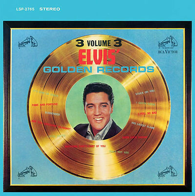 Elvis Presley - Elvis' Golden Records Vol 3 - FTD CD - New & Sealed