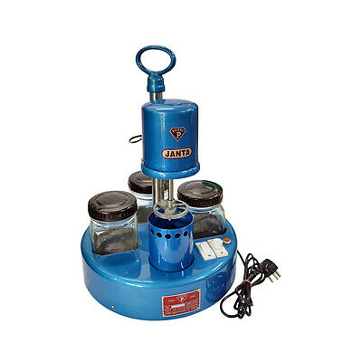 Watch cleaning machine janta / pearl brand with timer cleans all watches 2045