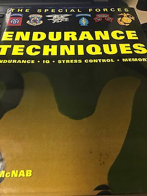 The Special Forces Endurance Techniques by Chris McNab