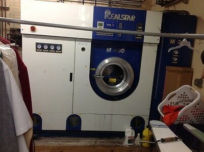 Dry Cleaning equipment combo