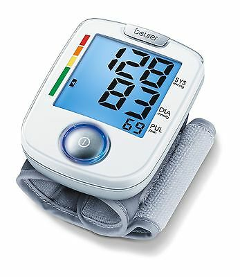 Beurer BC44 Digital Wrist Automatic Blood Pressure Monitor and Pulse Measurement