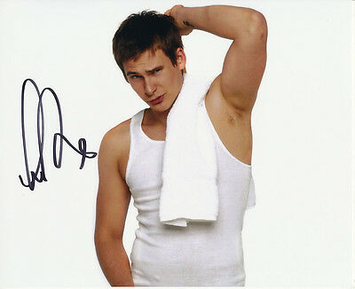Lee Ryan SIGNED photo - J971 - Singer and actor