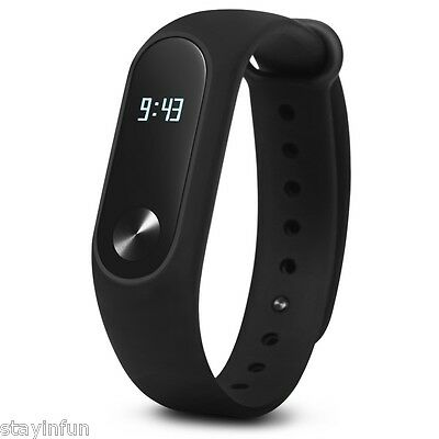 Original Xiaomi Mi Band 2 Smart Watch with Heart Rate Monitoring Function Gift