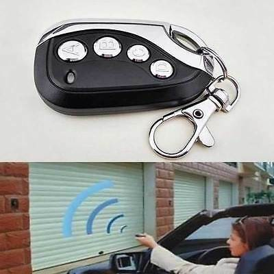 4 Channel Transmitter Door Wireless Remote Control Rolling Code For 315/433Mhz