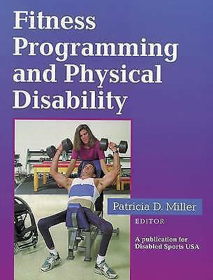 Fitness Programming and Physical Disability-ExLibrary