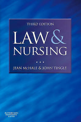 Law and Nursing, 3e-ExLibrary