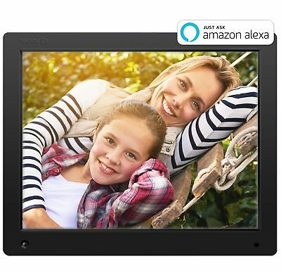 Nixplay Original 15 inch WiFi Cloud Digital Photo Frame. iPhone & Android App...