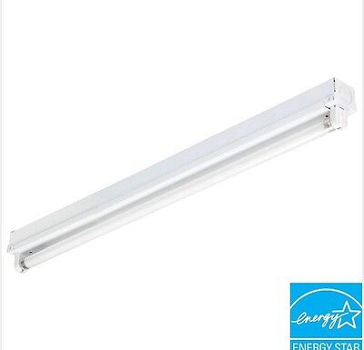 Brand New! Lithonia Lighting 3' One light Mini Strip T5 120v White Fluorescent