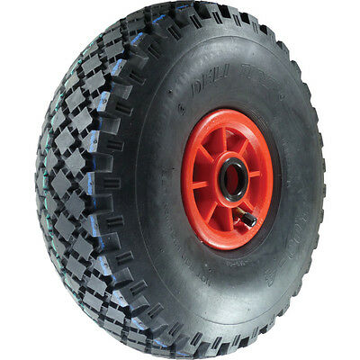 "Atlas Workholders Pneumatic Tyre Poly Ctr200Mm-1""B Wheel R/Brg"