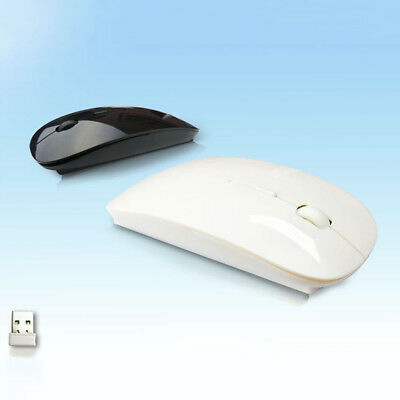 Ultrathin 2.4G 4 Buttons 1200 DPI Bluetooth Wireless Touch Optical Mouse L5
