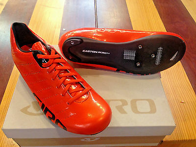 Giro Empire SLX - Anodized Glowing Red/Black - Carbon Cycling Shoe