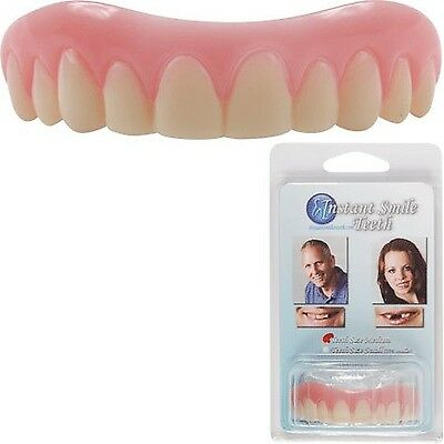 Billy Bob Teeth Instant Smile Teeth Adult White One Size