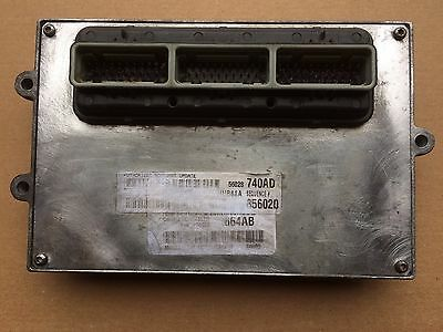 2003 2004 Dodge Ram Cummins Diesel 2500 3500 Engine Computer Module ECU ECM PCM