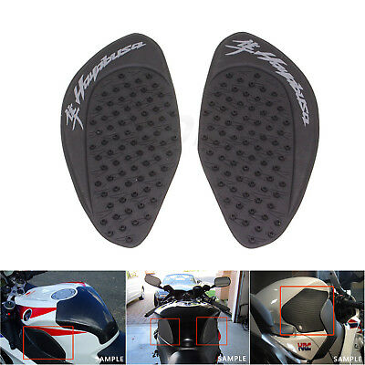 Tank Traction Pad Side Gas Knee Grip Protector For Hayabusa GSXR 1300 2008-2015